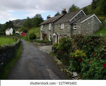 View of Little Langdale, Ambleside