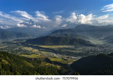 Annapurna Panorama Images, Stock Photos & Vectors | Shutterstock
