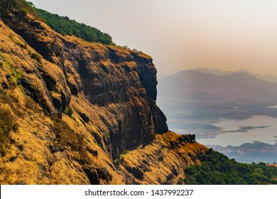 View at  Matheran a hill station near Mumbai, Maharashtra on Sahyadri range of western ghat. Its unique biophysical and ecological processes are hottest hot-spots of biological diversity in the world.
