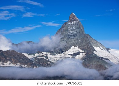 View of Matterhorn from Gornergrat