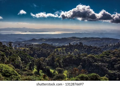 View from Monteverde to Guanacaste, Costa Rica
