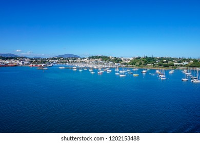 View of Moselle Bay in Noumea, New Caledonia
