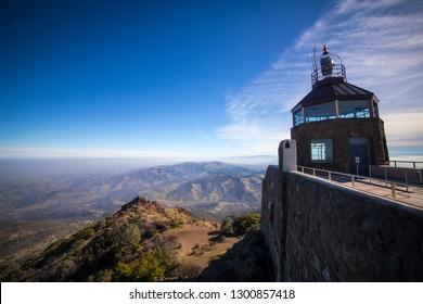 View from Mt. Diablo Summit
