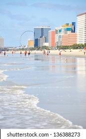 View of Myrtle Beach Seaside Resort