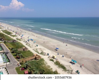 View of Myrtle Beach South Carolina