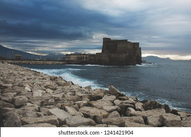 View of Naples, Italy