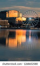 View of National Harbor