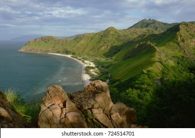 A view of the natural beauty of East Timor, Southeast Asia