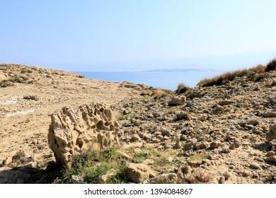 view near Lopar, island Rab, Croatia