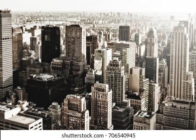 view new york city