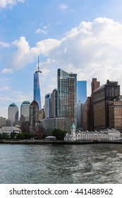 a view of new york in united states