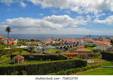 View of Nordeste in Sao Miguel, Azores, Portugal