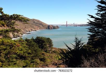 View from north San Francisco Bay