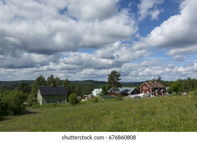 View from north of Sweden