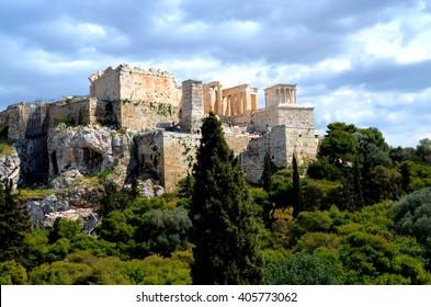 View on Acropolis
