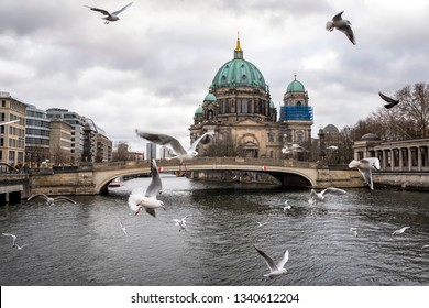 View on Berliner Dom, Berlin, Germany