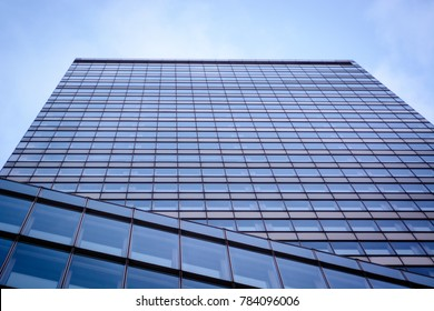 View up on a Business Tower