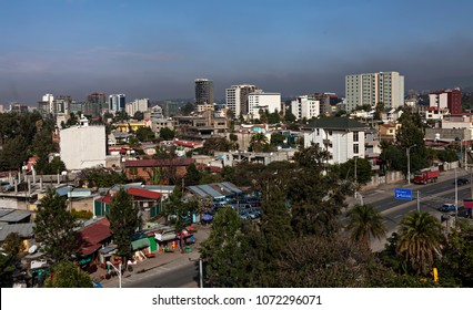view on the capital of ethiopia