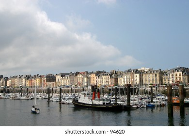 view on Dieppe