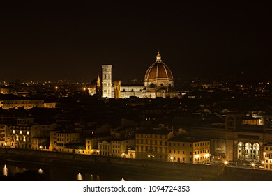 View on Florence from Piazzale Michelangelo