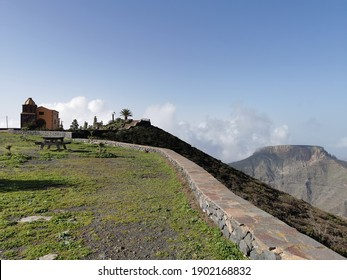 Blick auf den Fortaleza-Berg