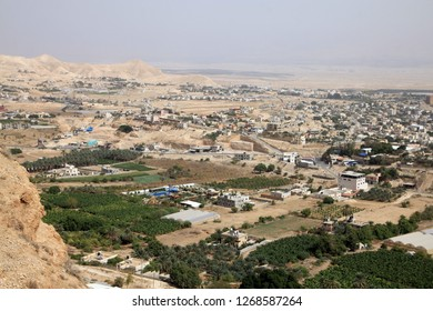 View on Jericho