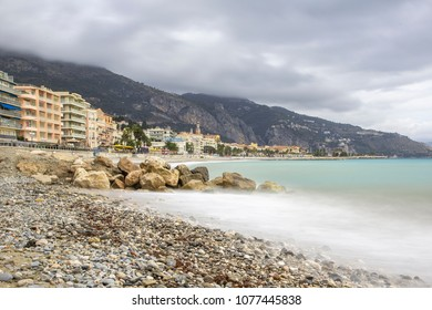 View on Menton