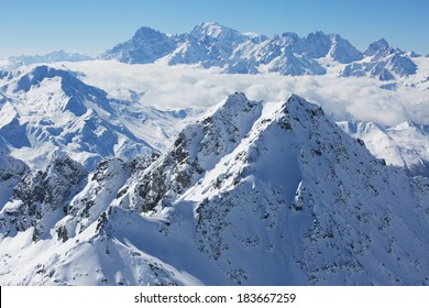 View on Mont Blanc