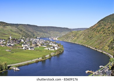 View on the Moselle