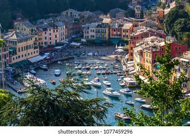 View on Portofino