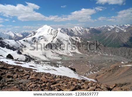 view-on-sovetov-peak-4317-450w-123865977