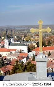 A view on Sremski Karlovci, Serbia