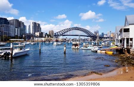 View on Sydney City