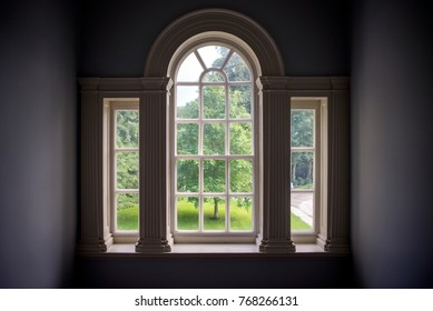 View Outside - Through a Window