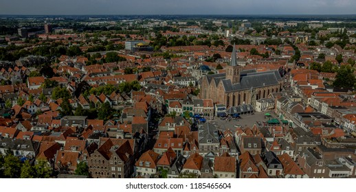 A view over Amersfoort