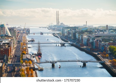 View over Dublin