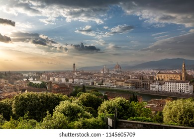 The view over Florance