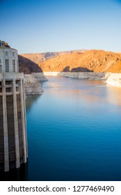 View over the Hoover Dam
