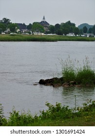 view over the river IJssel