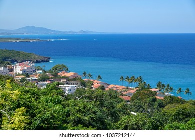 View over Sosua