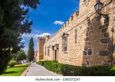 View of Palacio (palace) de la Cava