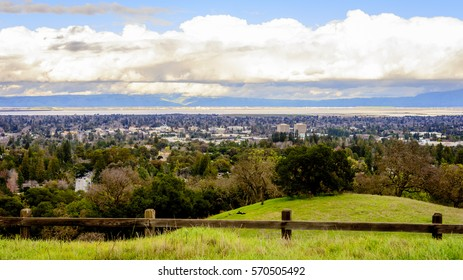 view of Palo alto california