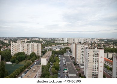 The View from the Parisian outskirts