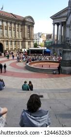 Public Urban spaces