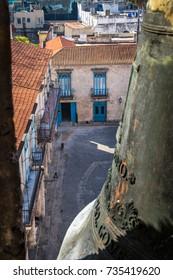 View to Plaza de la Catedral, Old Havana