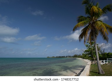 A view of Pomato Point on the island of Anegada in the British Virgin Islands.