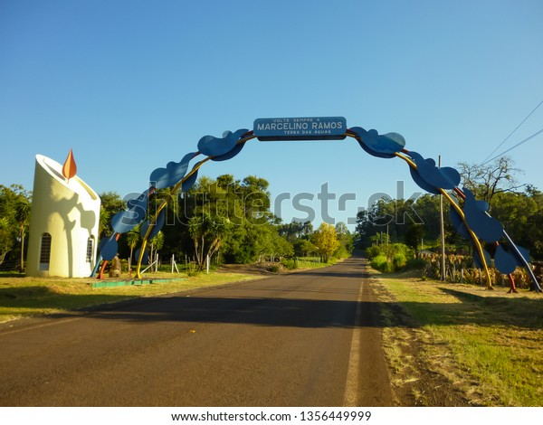 Marcelino Ramos Rio Grande do Sul fonte: image.shutterstock.com