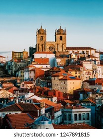 A view from Porto