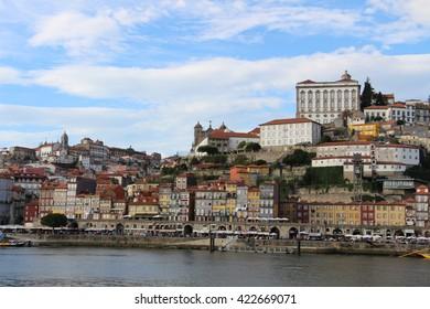 View of Porto. Portugal.