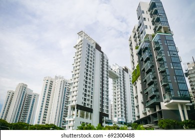 View of Residential Condominium